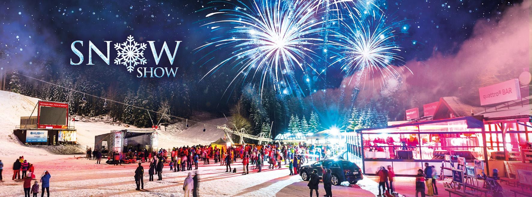 Špindlerův Mlýn – SNOW SHOW 16.2. / 23.2.