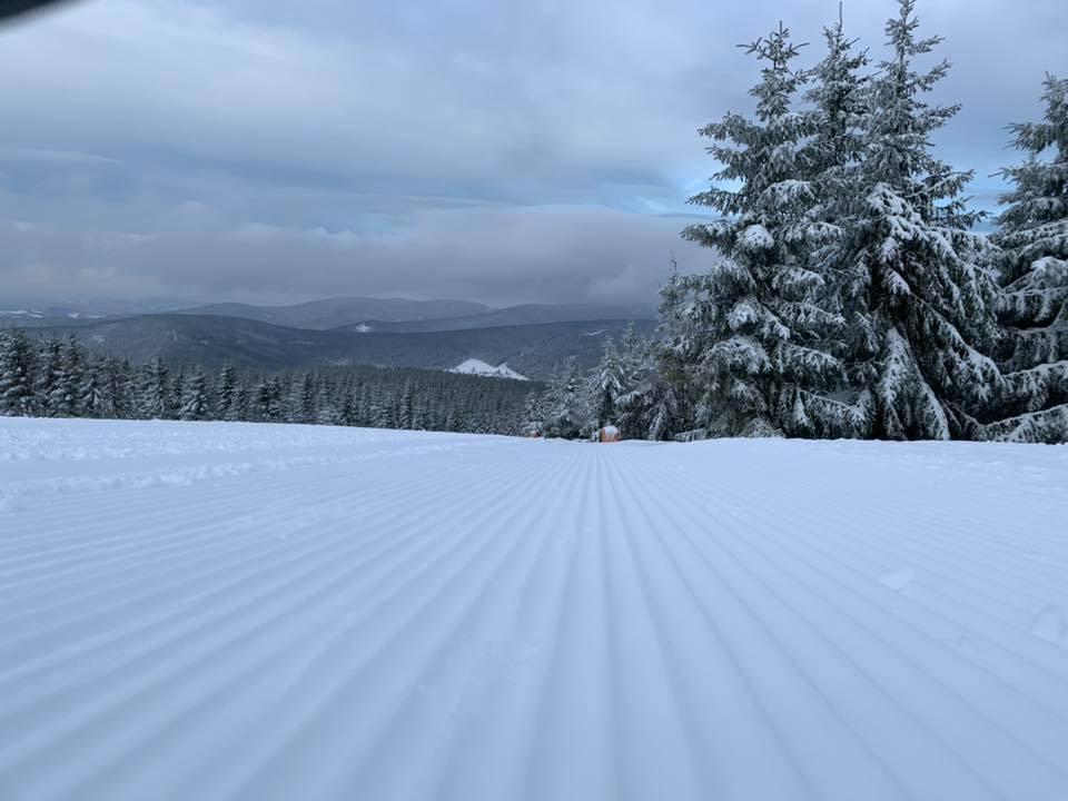 Aktuální podmínky ve Skiareálu Špindlerův Mlýn