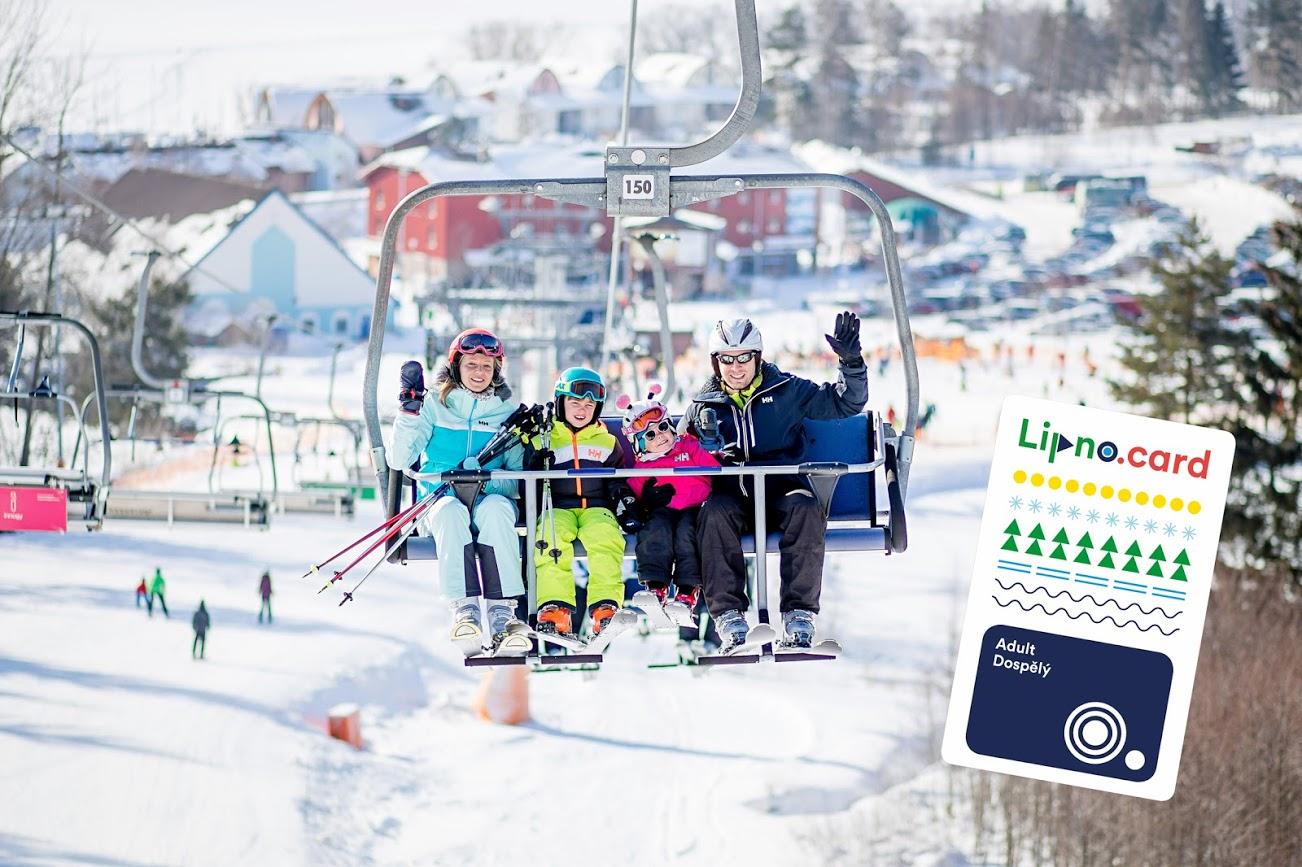 SněhovýServis: Pozvánka na víkendové lyžování (21.–23. 2.)