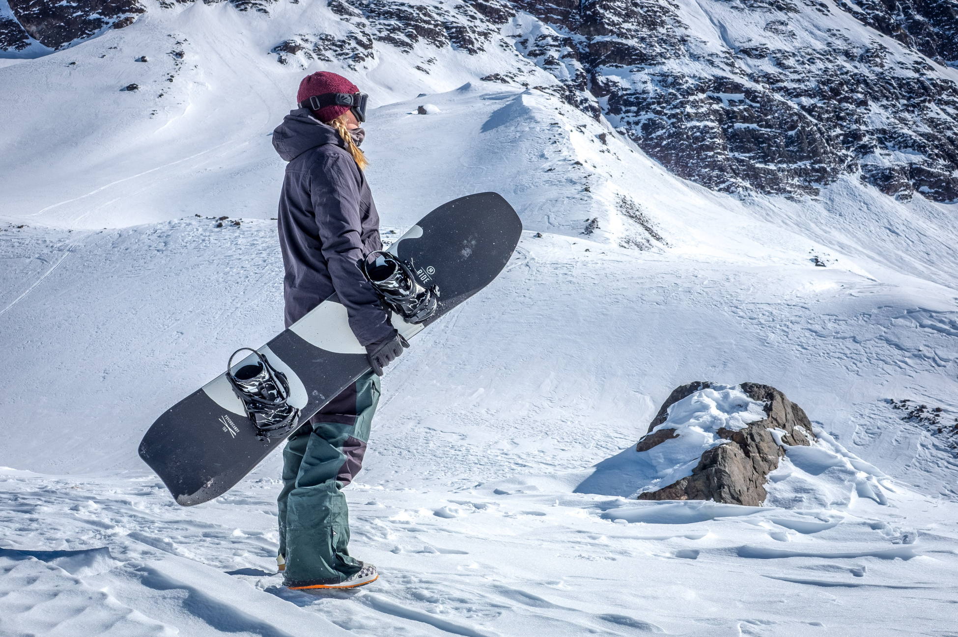 Průvodce výběrem brýlí, helmy a chráničů na snowboard