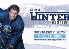 Potvrzený nový termín pro hokejový svátek D+D Winter Hockey Games 2021